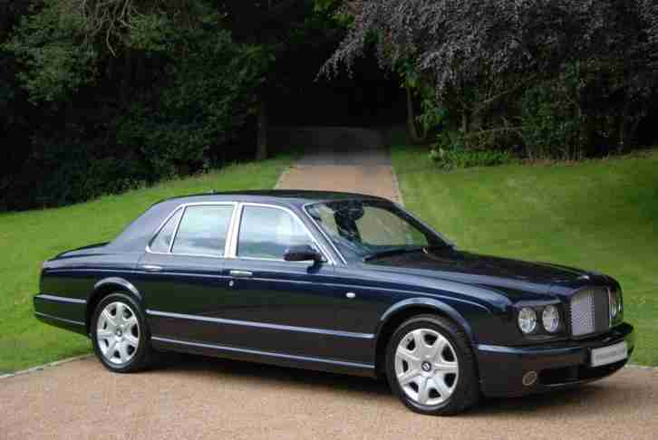 2004 ARNAGE T LOW MILEAGE Automatic