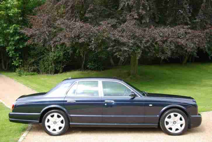 2004 Bentley ARNAGE T LOW MILEAGE Automatic Saloon