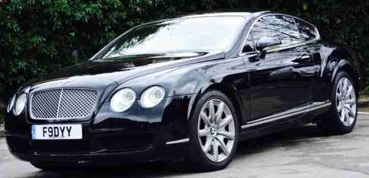 bentley 2004 continental 6 0 gt 2dr car for sale. Black Bedroom Furniture Sets. Home Design Ideas