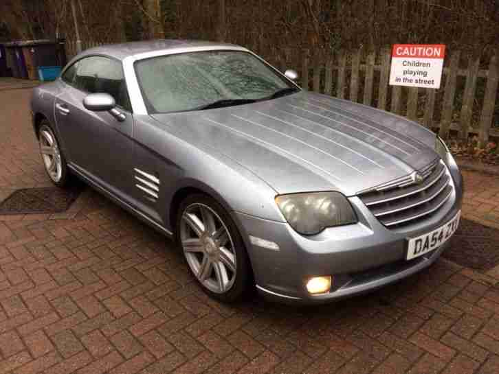 2004 CROSSFIRE 3.2 MANUAL NO RESERVE