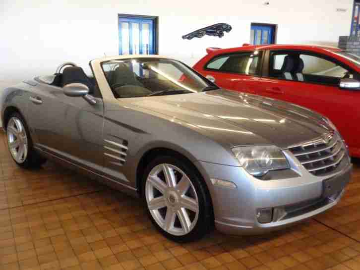 chrysler 2004 crossfire 3 2 v6 auto roadster coupe petrol car for sale. Black Bedroom Furniture Sets. Home Design Ideas