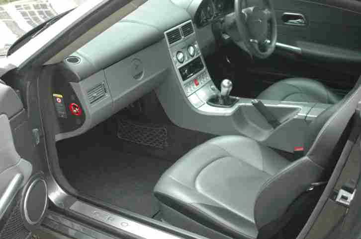 2004 CHRYSLER CROSSFIRE GREY - LOW MILEAGE