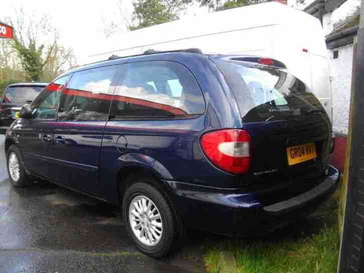 2004 CHRYSLER GRAND VOYAGER 2.8 CRD LX Auto diesel