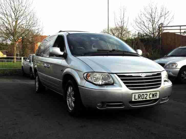 2004 GRAND VOYAGER 2.8 CRD TURBO