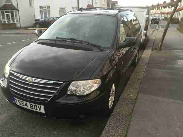 2004 GRAND VOYAGER LTD XS CRDA BLACK
