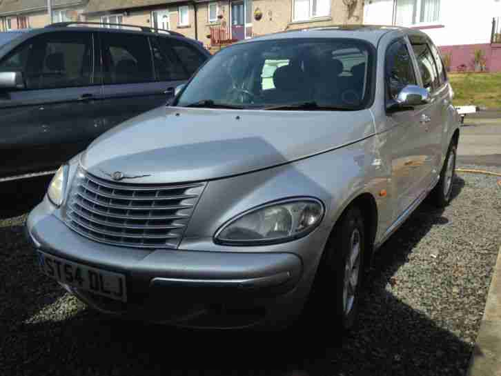 2004 PT CRUISER LIMITED AUTO SILVER