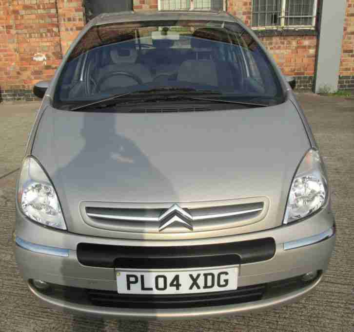 Citroen 2002 Xsara Coupe Vtr 16v Silver 12 Months Mot  Car For Sale