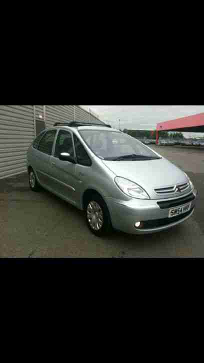 citroen 2004 xsara picasso desire 2hdi silver car for sale. Black Bedroom Furniture Sets. Home Design Ideas