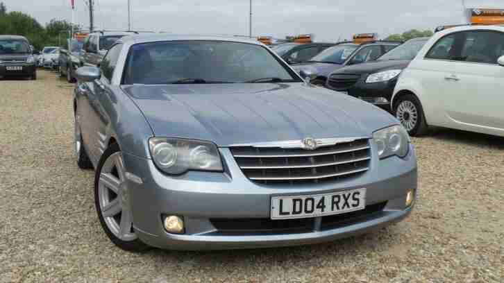 2004 Crossfire 3.2 2dr