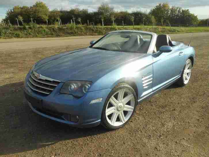 chrysler 2004 crossfire 3 2 v6 2dr auto car for sale. Black Bedroom Furniture Sets. Home Design Ideas
