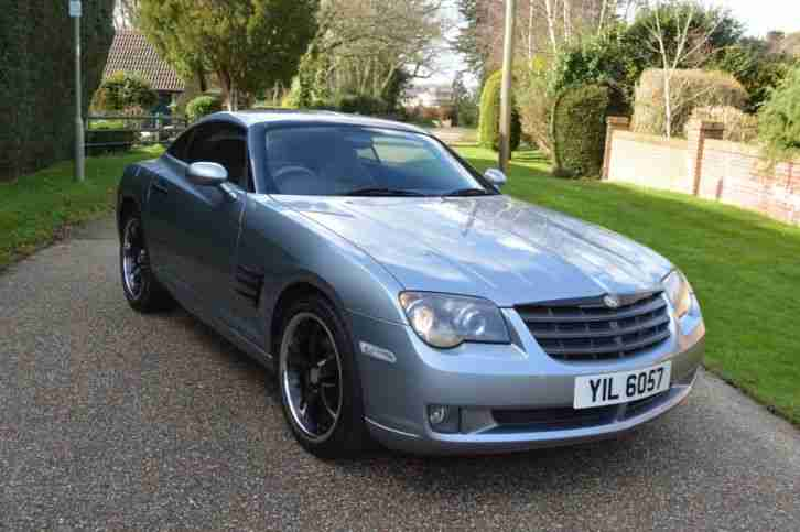 chrysler 2004 crossfire v6 3 2 manual one of a kind 53k based on. Black Bedroom Furniture Sets. Home Design Ideas