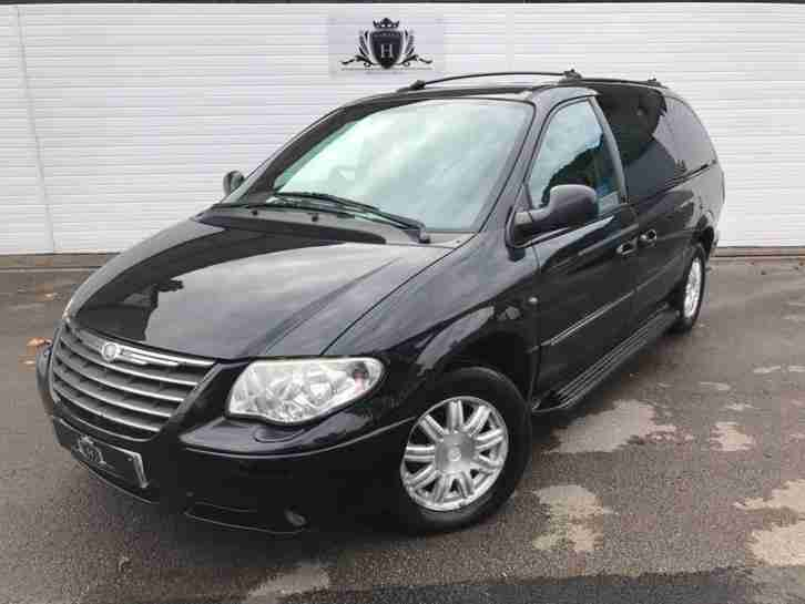 2004 Grand Voyager 2.8 CRD Limited