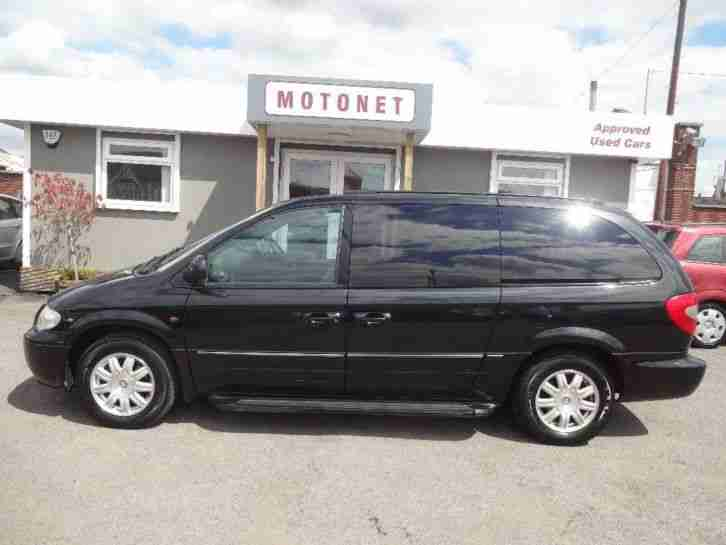 2004 Grand Voyager 3.3 Limited XS