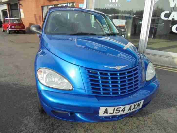 2004 Chrysler Pt Cruiser 2.2 CRD Touring 5dr