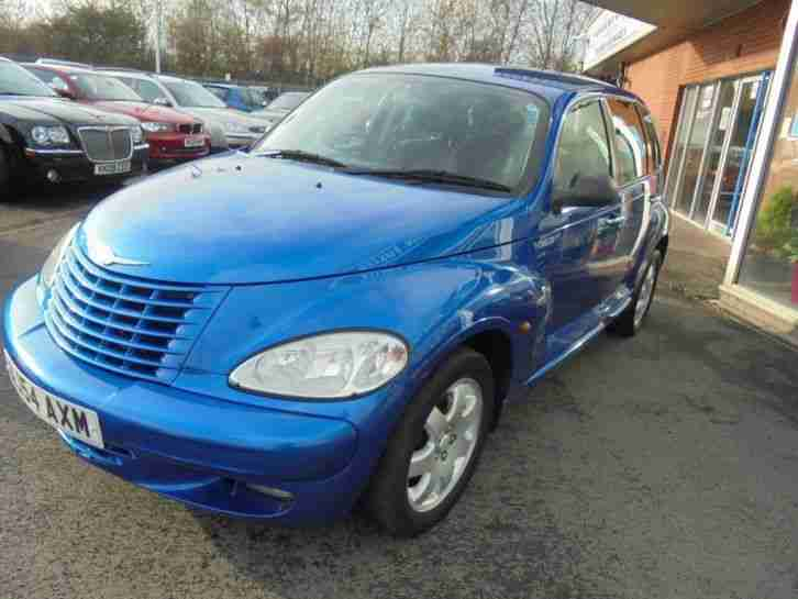 chrysler 2004 pt cruiser 2 2 crd touring 5dr car for sale. Black Bedroom Furniture Sets. Home Design Ideas