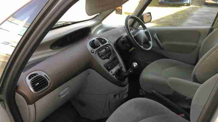 citroen 2004 xsara picasso 2 0hdi 90hp 2003my exclusive sun roof car for sale