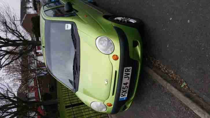 2004 MATIZ XTRA GREEN MOT UNTIL 02 17,