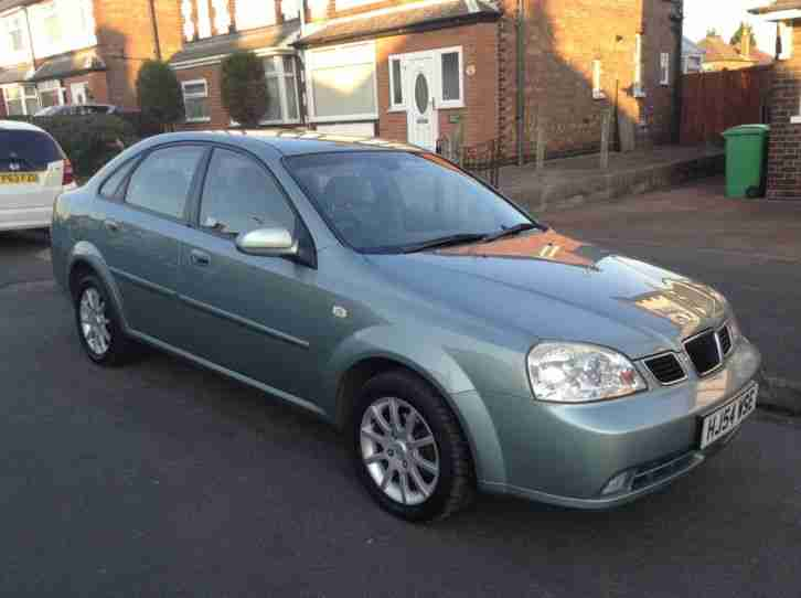 2004 NUBIRA 1.8 XTRA COOL AUTOMATIC,