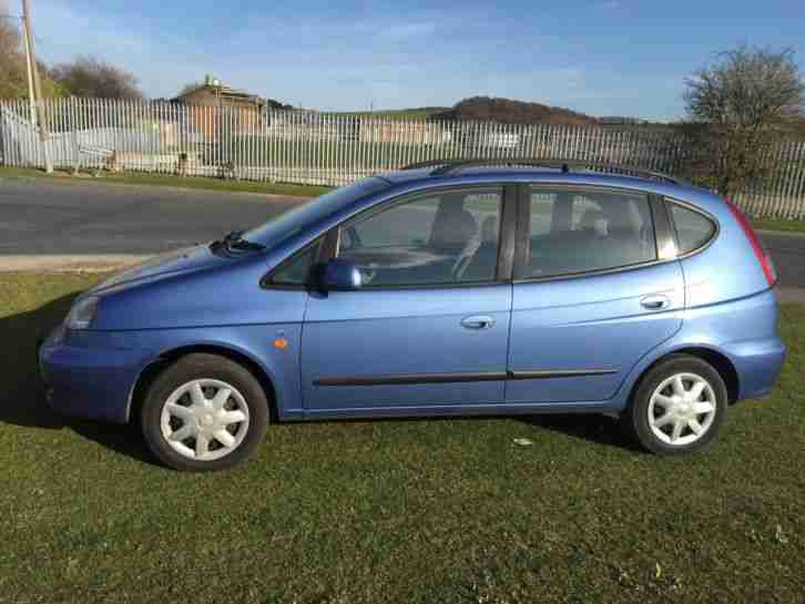 2004 DAEWOO TACUMA 1.6 SX, 85,000 MILES-DRIVES WELL