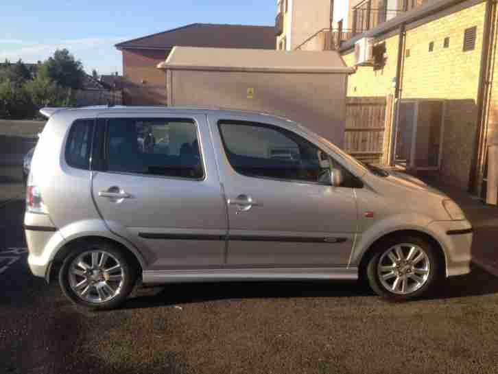 Daihatsu 2004 Yrv Turbo 130 Auto Silver Car For Sale