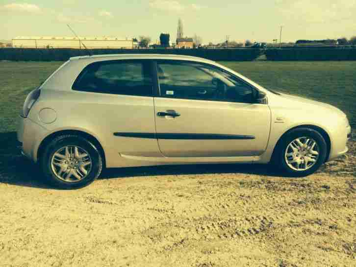 2004 FIAT STILO 16V ACTIVE A/C GREY / SPARES OR REPAIRS. /