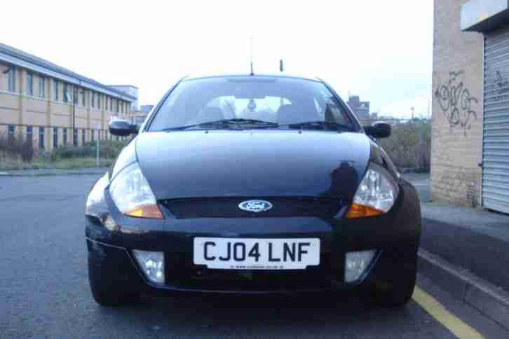 Ford Sportka Se Black