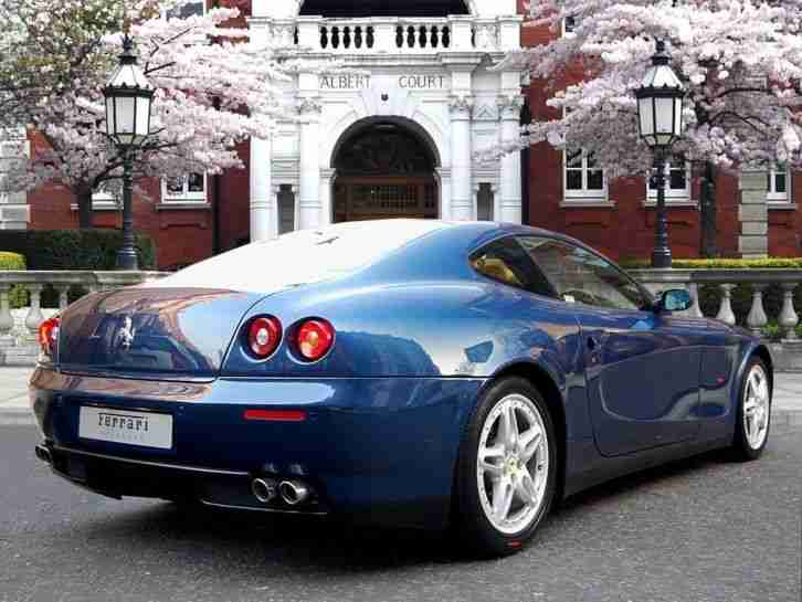 ferrari 2004 612 scaglietti 2005 54 petrol f1 car for sale. Black Bedroom Furniture Sets. Home Design Ideas