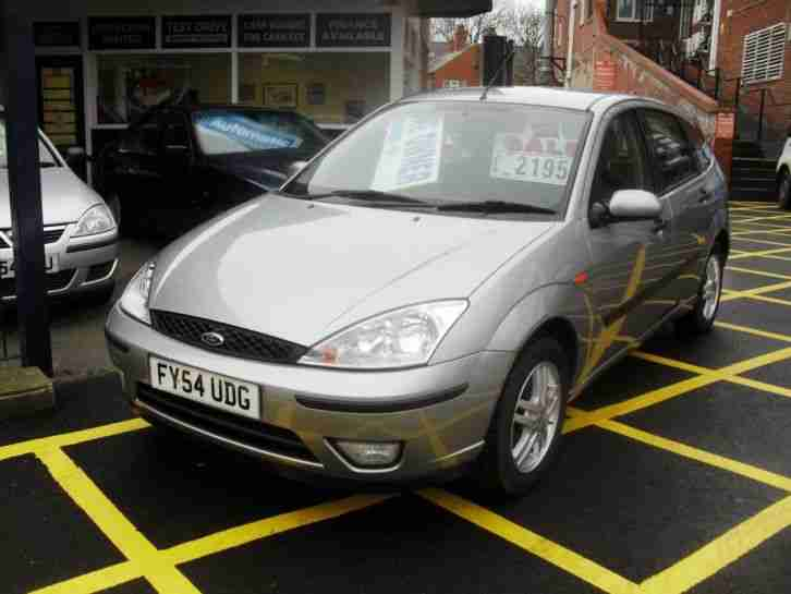 2004 Ford Focus 1.8 Zetec 5dr 5 door Hatchback