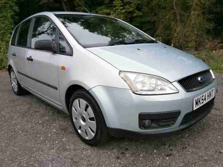 2004 Focus C MAX 1.6TDCi LX Damaged