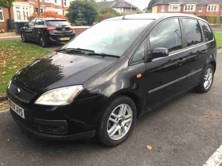 ford 2004 focus c max 1 8 zetec long mot 03 07 2017 car for sale. Black Bedroom Furniture Sets. Home Design Ideas