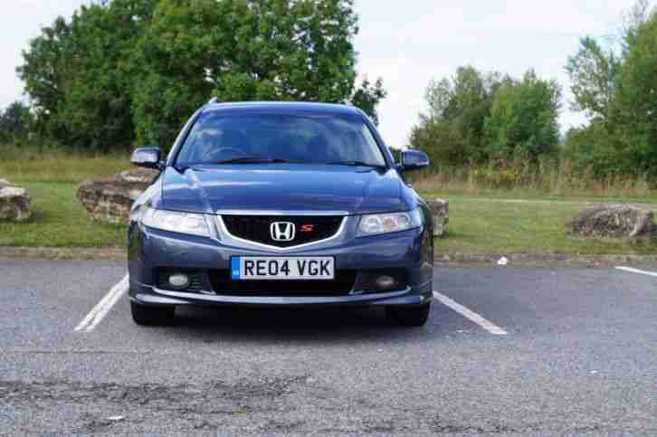 honda 2004 accord type s grey car for sale. Black Bedroom Furniture Sets. Home Design Ideas