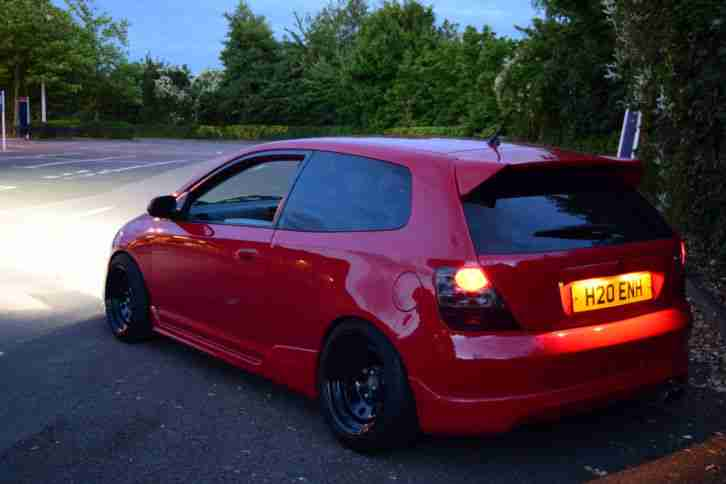 2004 civic 1 6 ep2 ep modified jdm cheap insurance car for sale
