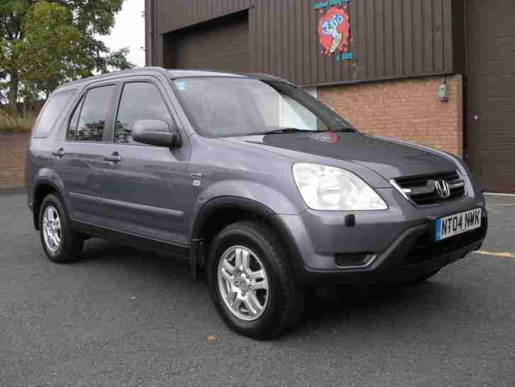 honda 2004 crv i vtec se sport 4x4 automatic four wheel drive five. Black Bedroom Furniture Sets. Home Design Ideas
