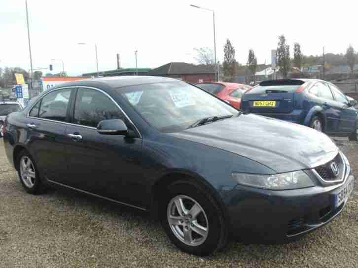2004 Honda Accord 2.0 i VTEC SE 4dr 4 door Saloon