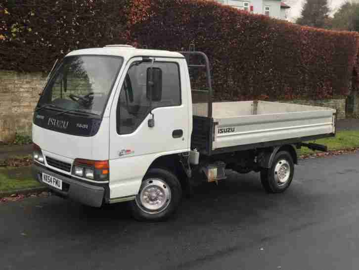 2004 NKR 77 DROPSIDE PICK UP 3.0 TURBO