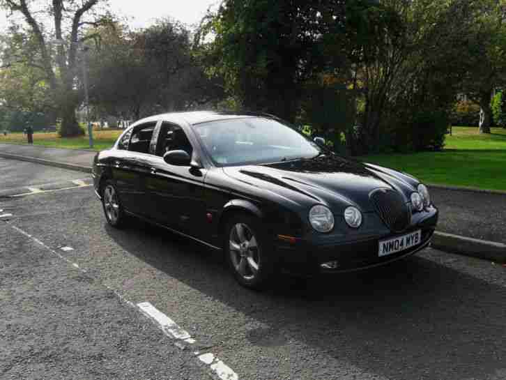 jaguar s type 3 0 v6 sport auto fsh new mot august 2015. Black Bedroom Furniture Sets. Home Design Ideas
