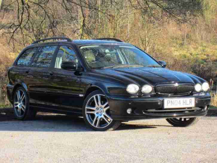 jaguar 2004 x type 3 0 v6 sport premium estate car for sale. Black Bedroom Furniture Sets. Home Design Ideas