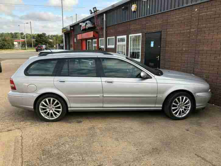 2004 X TYPE DIESEL ESTATE, SPARES OR