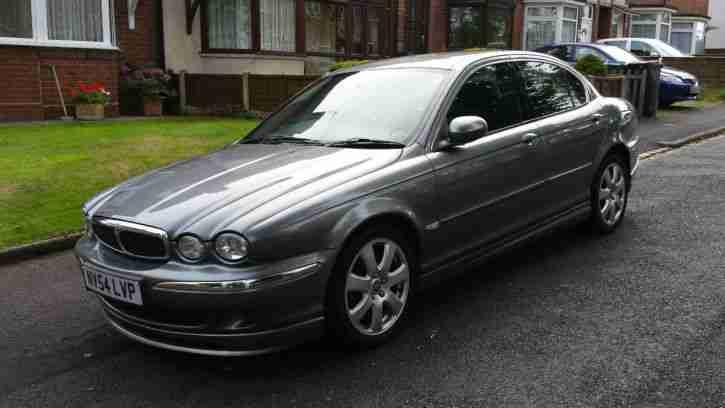 jaguar 2004 x type v6 2 5 se manual car for sale. Black Bedroom Furniture Sets. Home Design Ideas