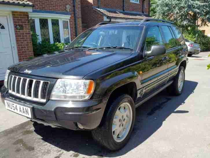 jeep 2004 grand cherokee 2 7 crd limited startech limited. Black Bedroom Furniture Sets. Home Design Ideas