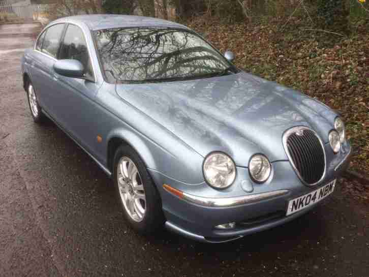 jaguar 2004 s type 2 5 v6 se 4dr car for sale. Black Bedroom Furniture Sets. Home Design Ideas