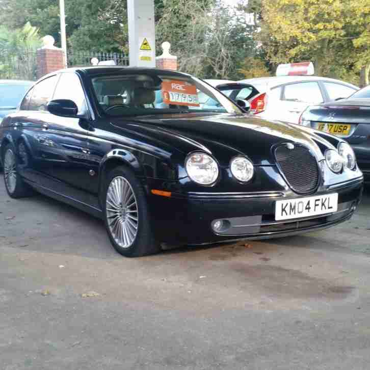 jaguar 2004 s type v6 sport 2 5 car for sale. Black Bedroom Furniture Sets. Home Design Ideas