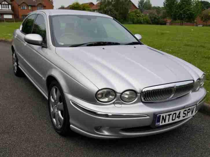 jaguar 2004 x type 2 0 d se 4dr car for sale. Black Bedroom Furniture Sets. Home Design Ideas