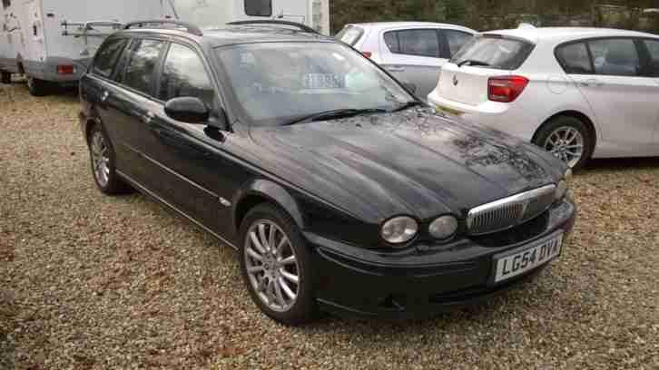 jaguar 2004 x type sport 5dr 5 door estate car for sale. Black Bedroom Furniture Sets. Home Design Ideas