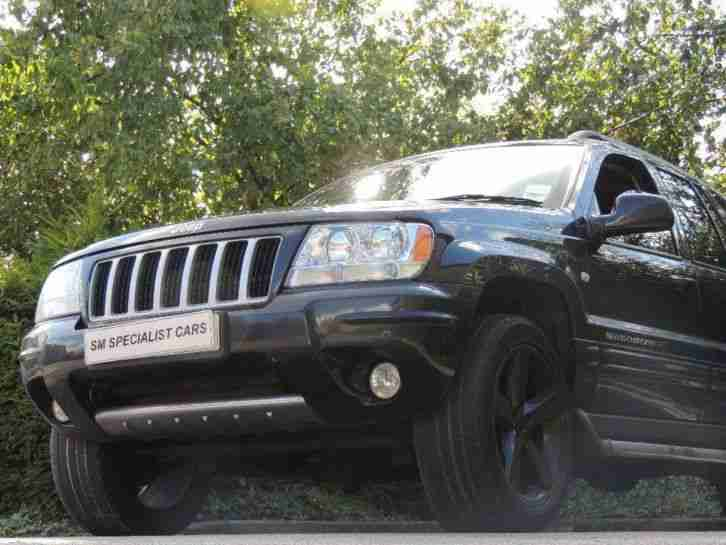jeep 2004 grand cherokee 2 7 crd limited station wagon 5dr car for sale. Black Bedroom Furniture Sets. Home Design Ideas