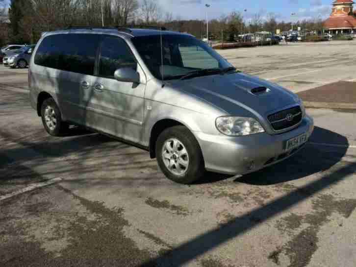 2004 Sedona 2.9CRDi LE Disabled MPV