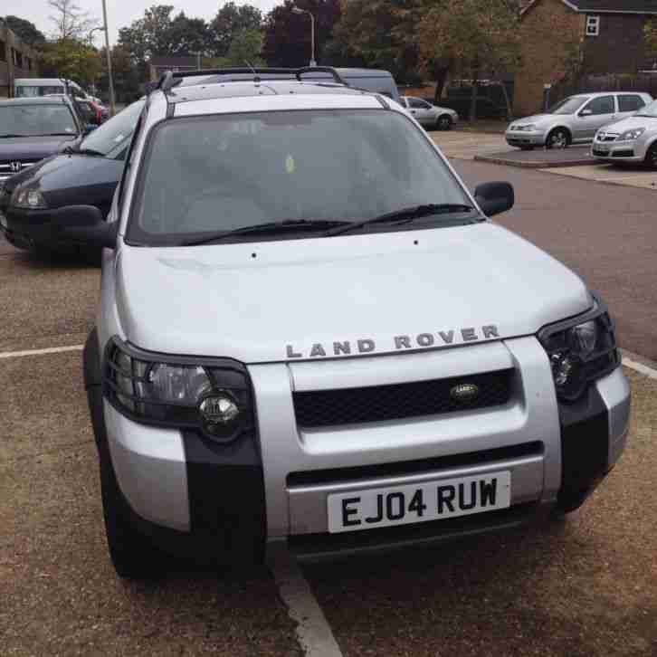 land rover freelander 2 0 td4 es 5dr full leather heated. Black Bedroom Furniture Sets. Home Design Ideas