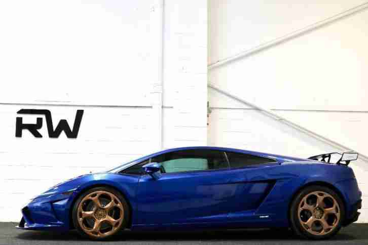 Lamborghini 2004 Gallardo 5 0 V10 4wd 2dr Car For Sale