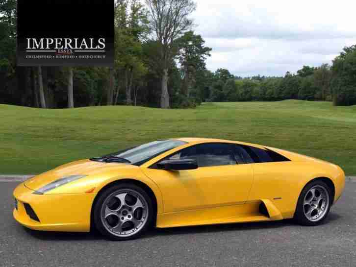 lamborghini 2004 murcielago 6 2 4wd 2dr car for sale. Black Bedroom Furniture Sets. Home Design Ideas