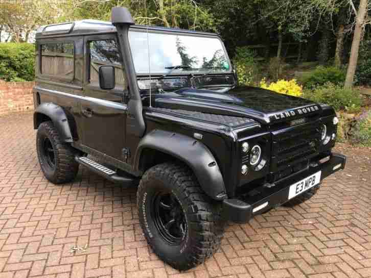 2004 Land Rover DEFENDER 90 2.5TD5 County Station Wagon